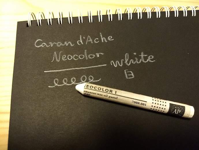 カランダッシュ NEO COLOR 1 White